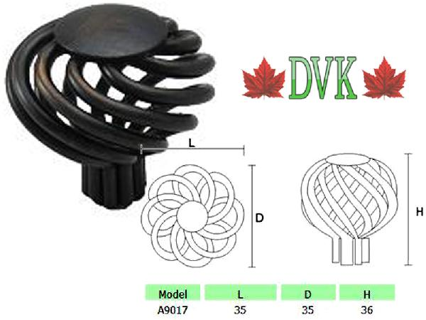 Discount Vancouver Kitchen (DVK) - 9017 - DVK Discount Price  = $3.50