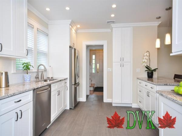 Kitchen Cabinets Vancouver kitchen cabinets vancouver | 02-dvk shaker white partical box