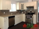01-DVK Shaker Ivory Partical Box - DVK Discount Price for 10'X10' Kitchen = $1199.00